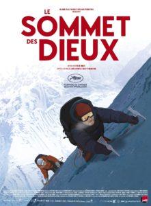 Affiche du film Le sommet des dieux diffusé par Wild Bunch